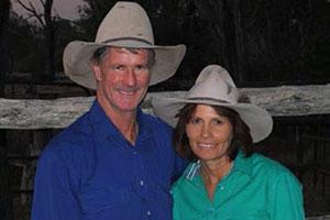 Brian and Judy Pownall