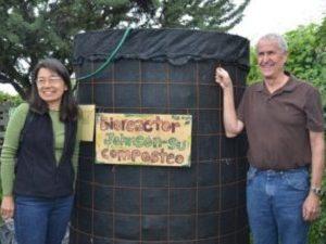 Johnson-Su Composting Bioreactor