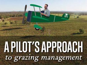 A Pilot's Approach to Grazing Management