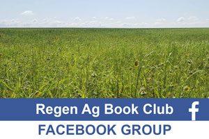 Regen Ag Facebook Club. A field of green grass