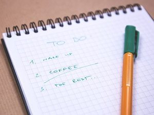 Put a 'stop-doing' list on your 'to-do' list