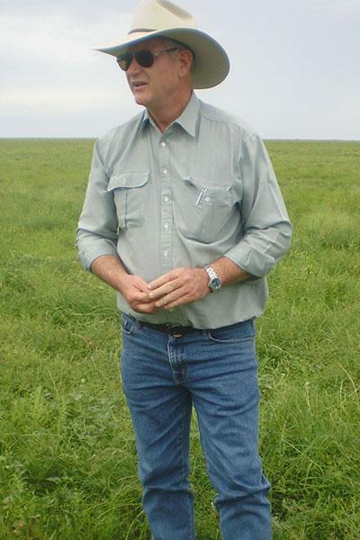 Dr. Terry McCosker