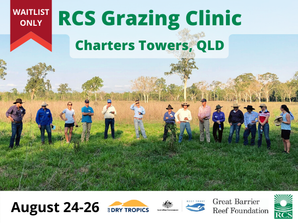 RCS Grazing Clinic Charters Towers