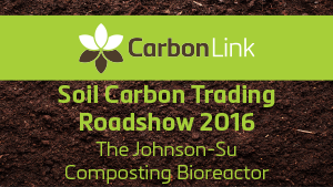 YouTube video. The Johnson-Su Composting Bioreactor (with Q and A)