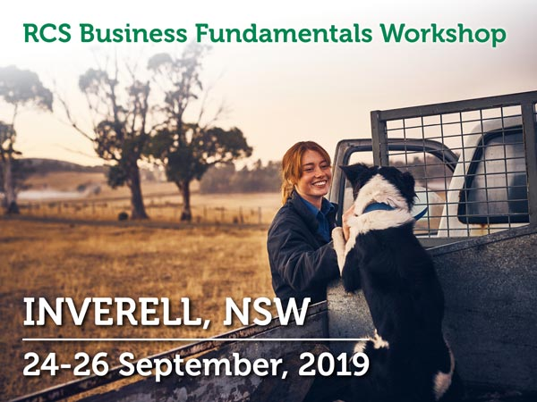 Business Fundamentals Workshop Inverell 24-26 September