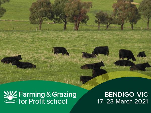 Bendigo Farming & Grazing For Profit School