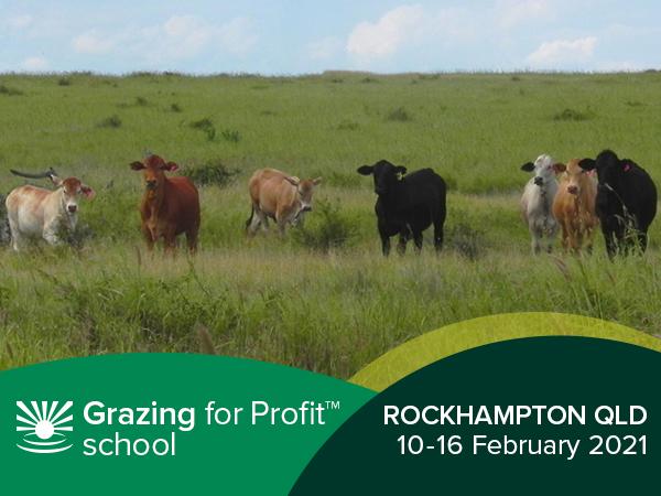 Rockhampton Grazing for Profit™ School