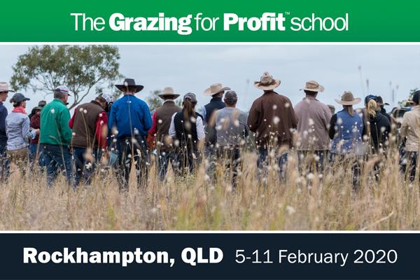 Grazing for Profit Rockhampton