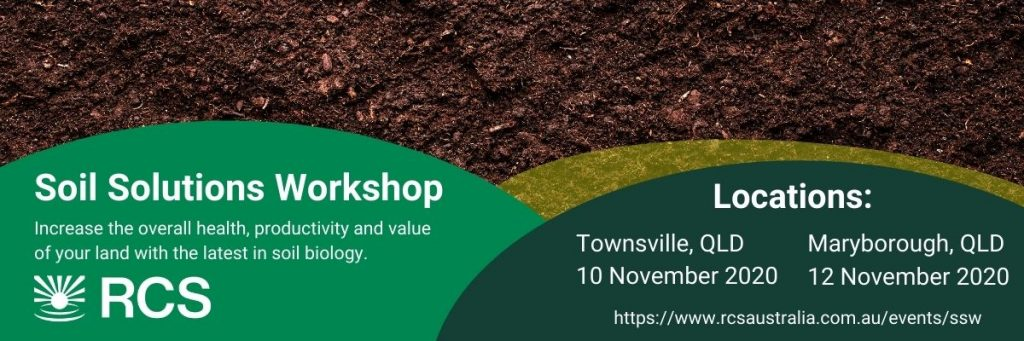 soil solutions workshop