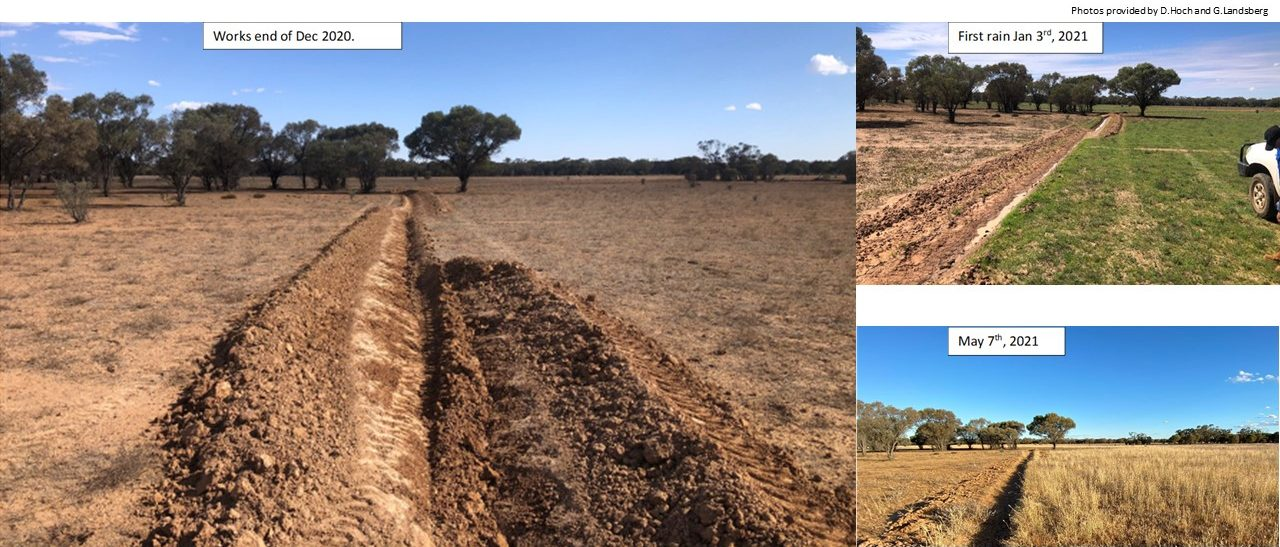 20km of different styles of cheap spreader banks on Maybe Station